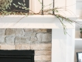 Fireplace Mantle and Decor