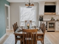 Rustic Ranch Dining Room Makeover