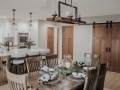 Rustic Ranch Kitchen and Dining Room Makeover