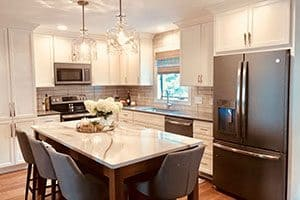 traditional kitchen renovations