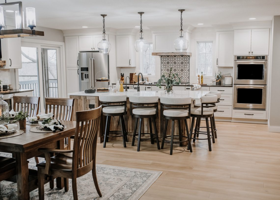 Rustic Ranch: Kitchen Reveal